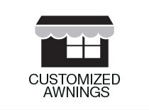 Customized Awnings